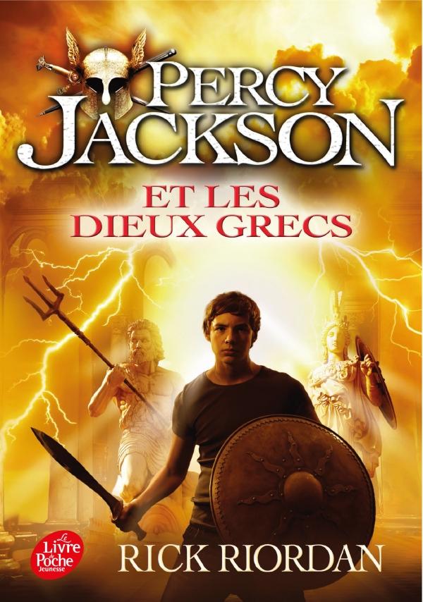 Percy Jackson et les dieux grecs - Tome 6