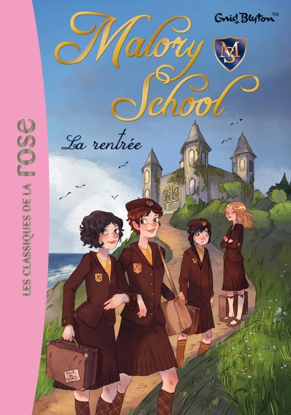 Malory School 01 - La rentrée