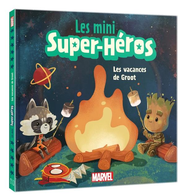 MARVEL - Les Mini Super-Héros - Les vacances de Groot