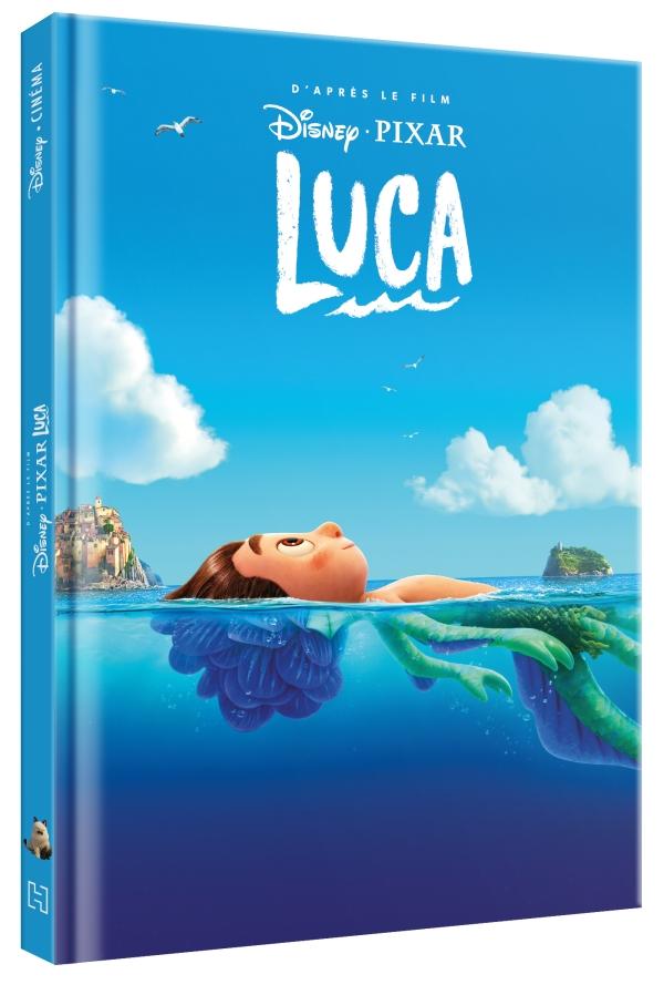 LUCA - Disney Cinéma - L'histoire du film - Pixar