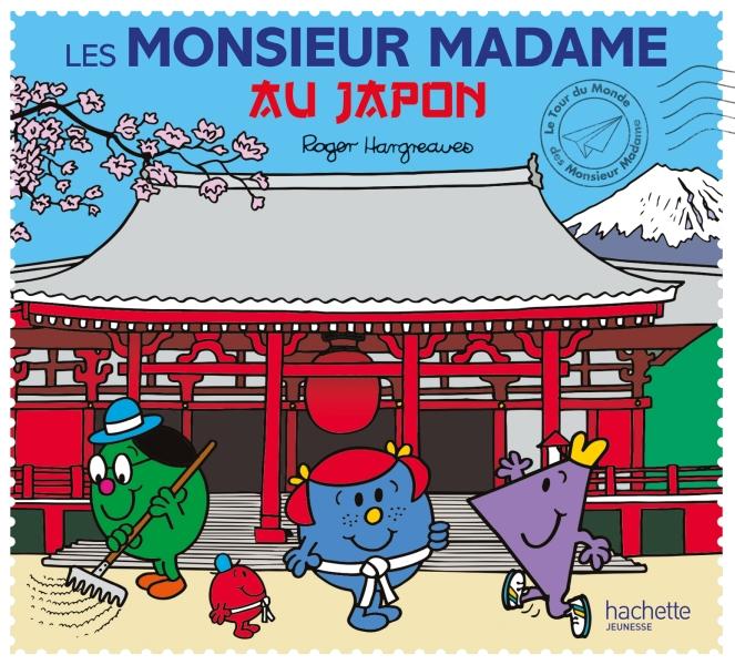 Les Monsieur Madame au Japon