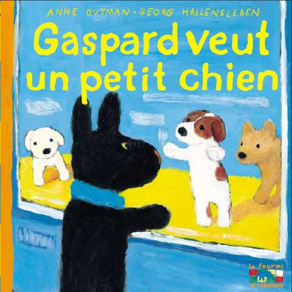 Gaspard veut un petit chien - 15