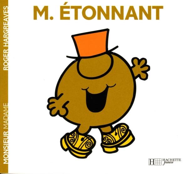 Monsieur Étonnant
