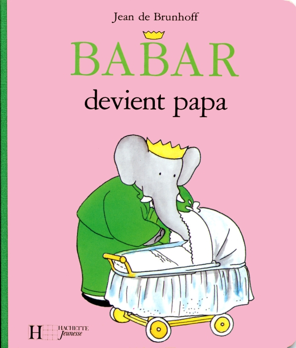 Babar devient papa