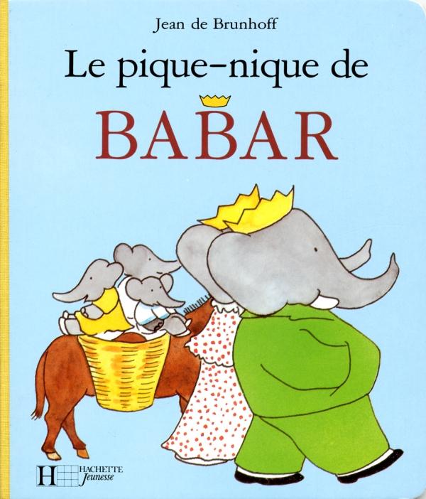 Le pique-nique de Babar