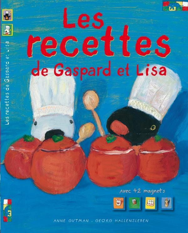 Les recettes de Gaspard et Lisa