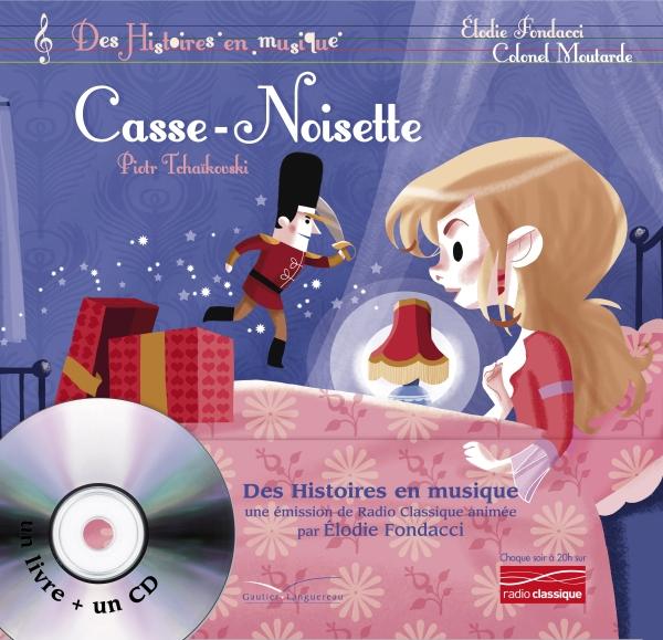 Histoires en musique - Casse-Noisette