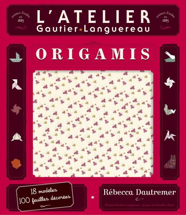 Origami Rebecca Dautremer