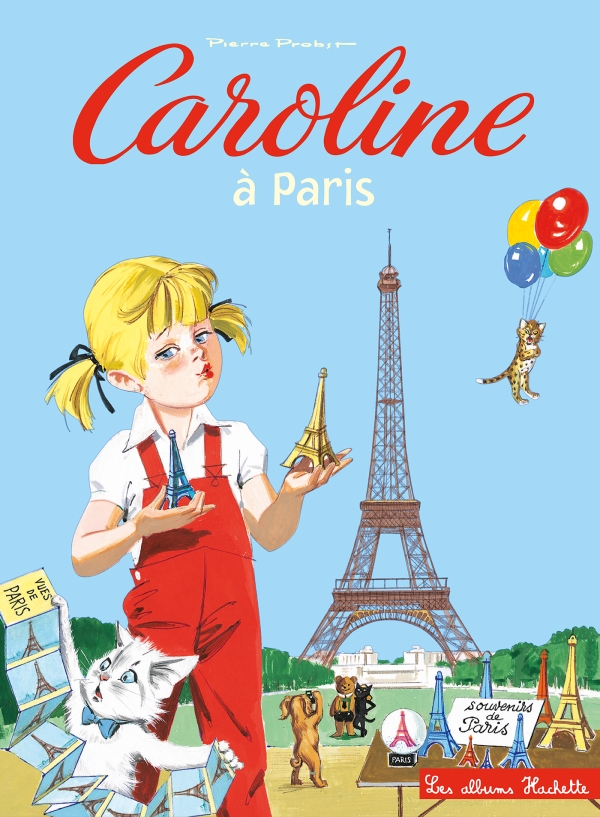 Caroline à Paris