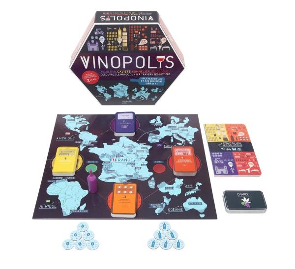 Coffret Vinopolis