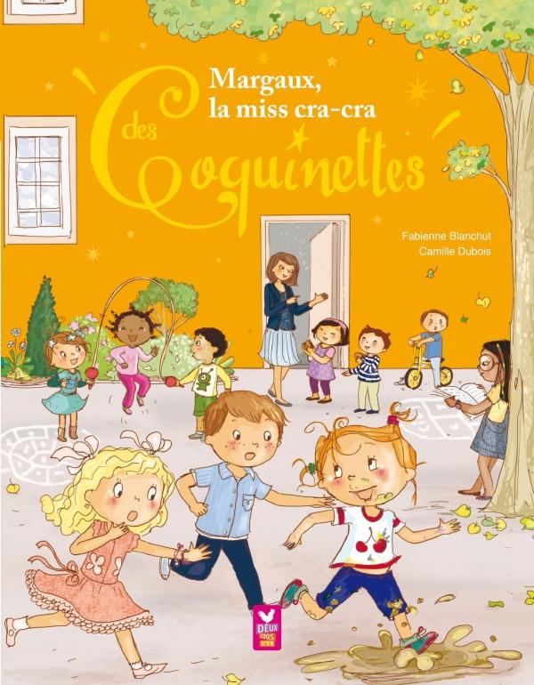Margaux, la miss cracra des Coquinettes