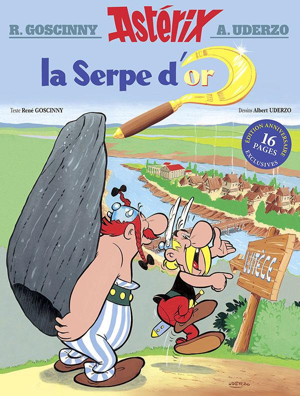 Astérix - La Serpe d'Or - n°2 - Edition spéciale