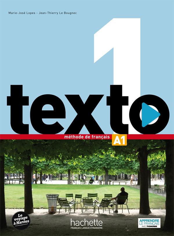 Texto 1 : Livre de l'élève + DVD-Rom + Manuel numérique élève