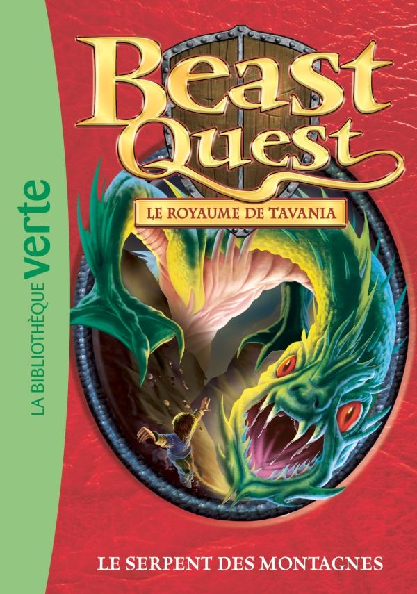 Beast Quest 43 - Le serpent des montagnes