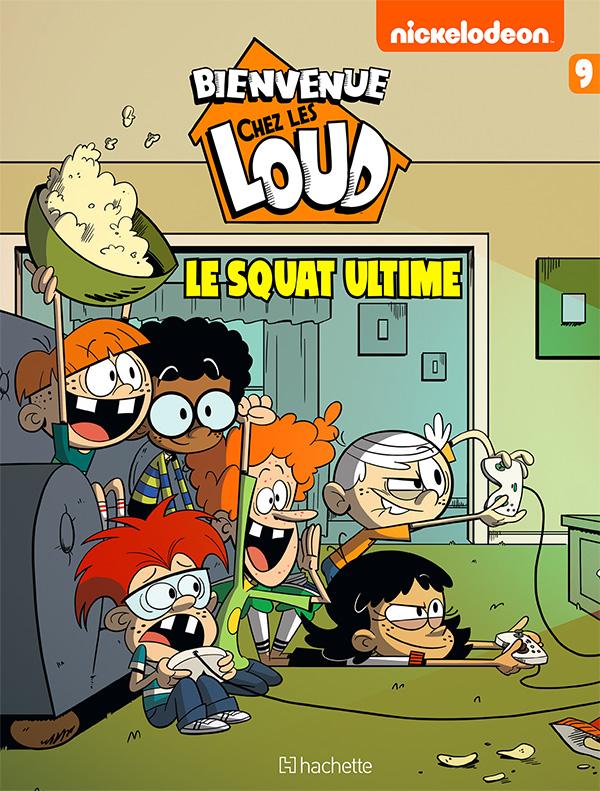 Bienvenue chez Les Loud T9