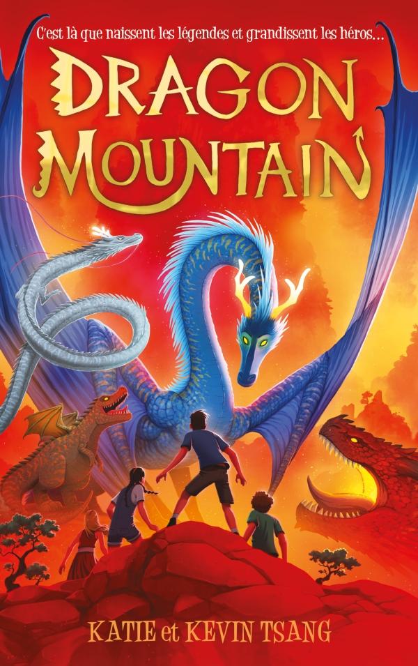 Dragon Mountain - Tome 1