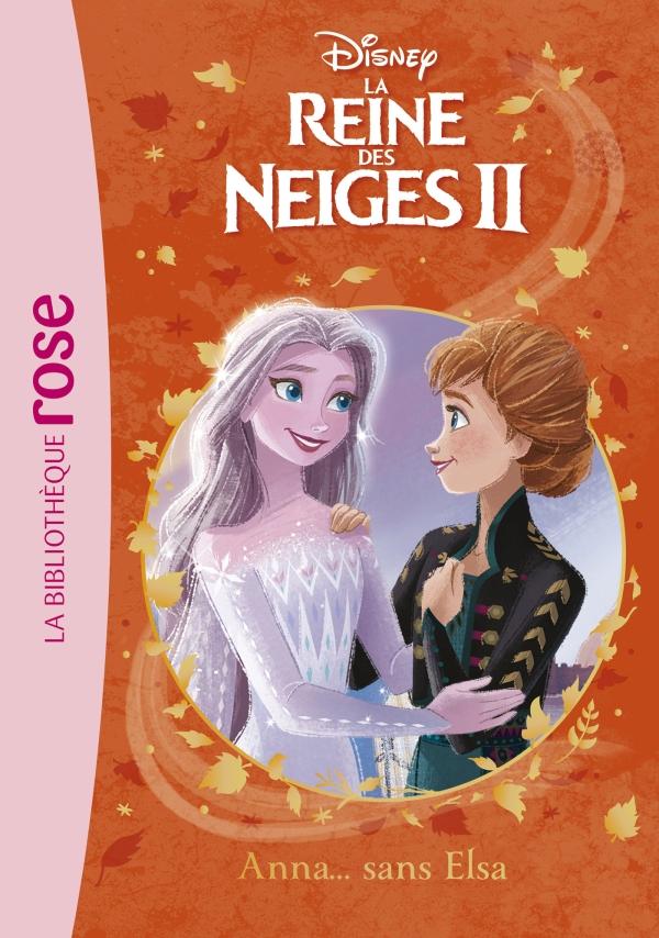 La Reine des Neiges 2 08 - Anna... sans Elsa
