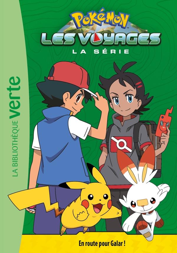 Pokémon Les Voyages 03 - En route pour Galar !