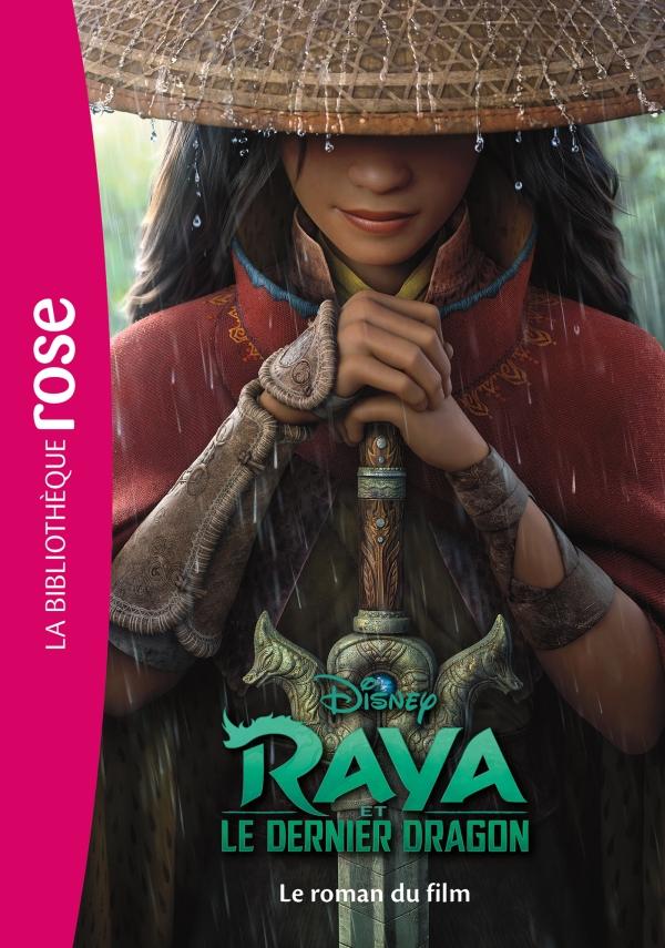 Bibliothèque Disney - Raya et le dernier dragon - Le roman du film