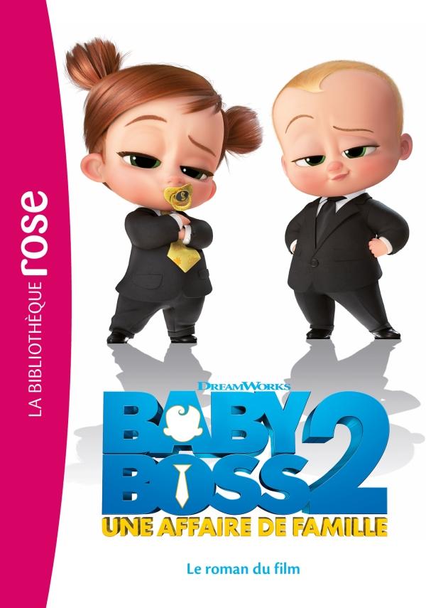 Baby Boss 2 - Le roman du film