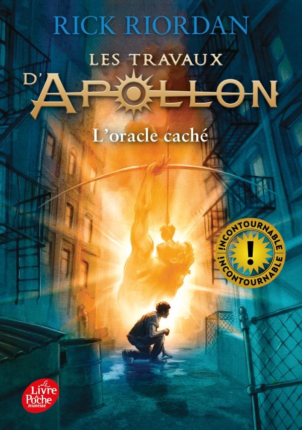 Les travaux d'Apollon - Tome 1 - L'oracle caché