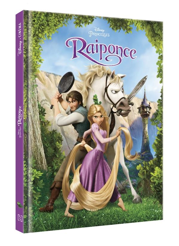 RAIPONCE - Disney Cinéma - L'histoire du film