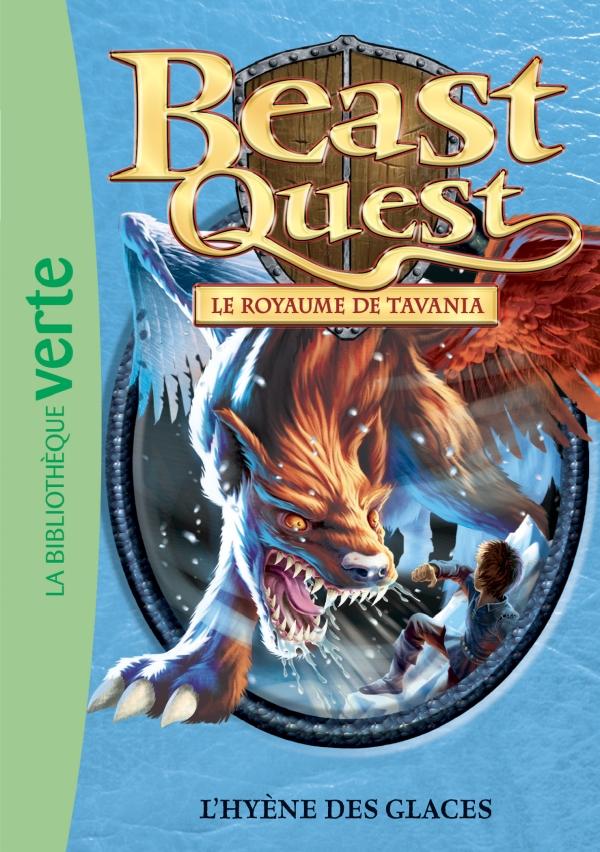 Beast Quest 46 - L'hyène des glaces