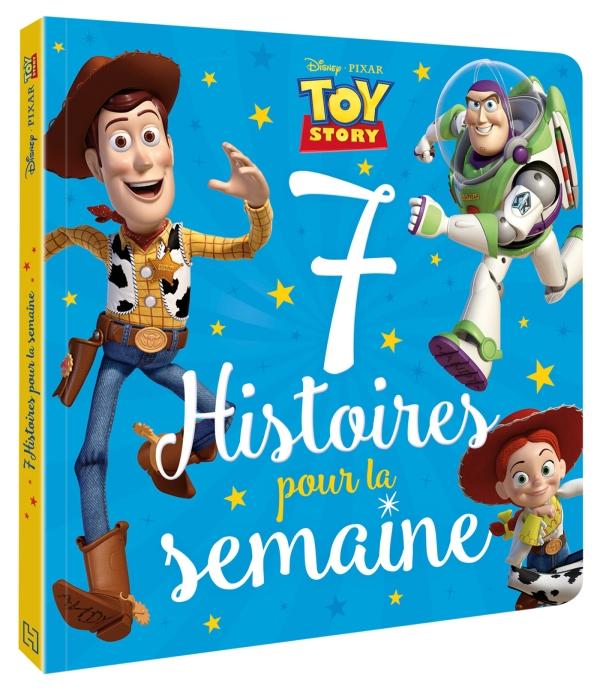 TOY STORY - 7 Histoires pour la Semaine - Disney Pixar