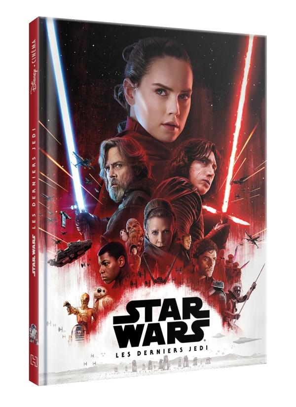 STAR WARS - Disney Cinéma - Épisode VIII : Les Derniers Jedi - l'histoire du film