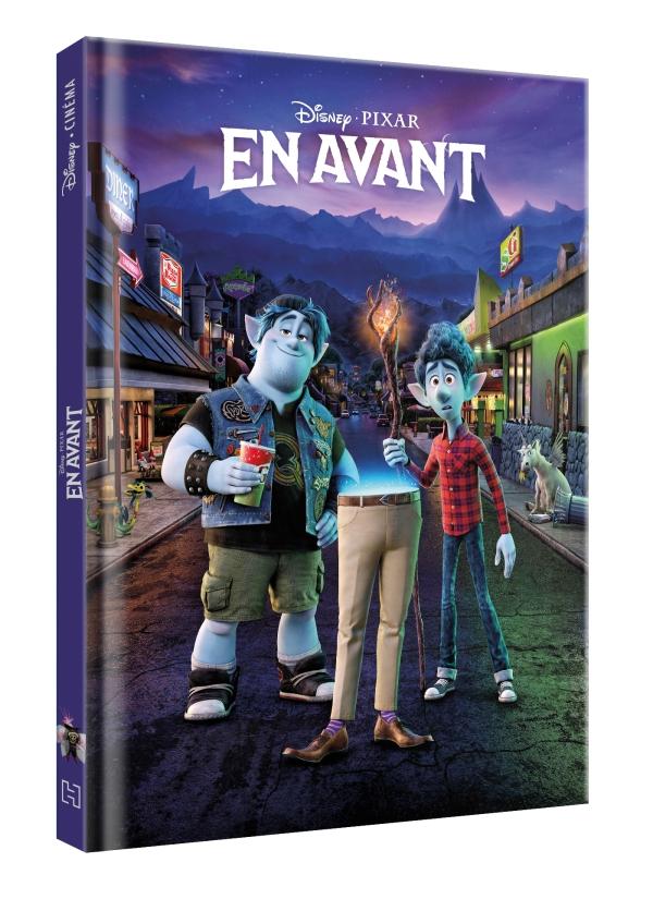 EN AVANT - Disney Cinéma - L'histoire du film - Pixar