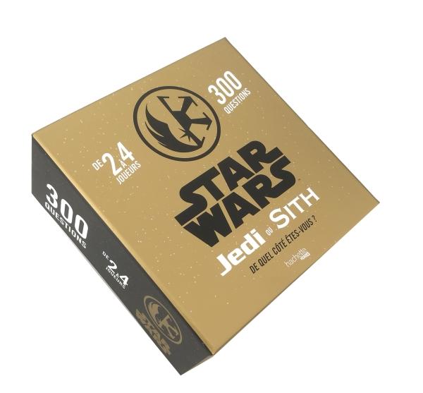 Boîte Jedi ou Sith NED