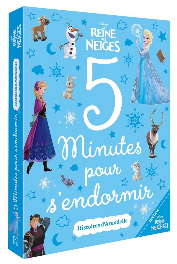 LA REINE DES NEIGES - 5 minutes pour s'endormir - Histoires d'Arendelle - Disney