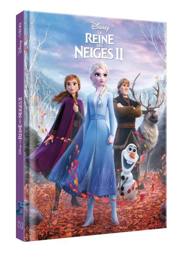 LA REINE DES NEIGES 2 - Disney Cinéma - L'histoire du film