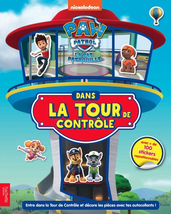 Pat' Patrouille - Dans la Tour de Contrôle