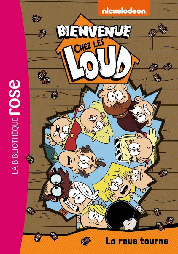 Bienvenue chez les Loud 23 - La roue tourne