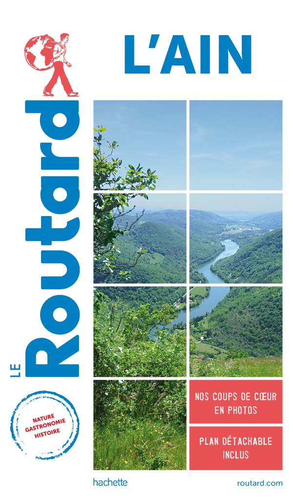 Guide du Routard Ain nature