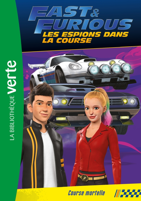 Fast & Furious 04 - Course mortelle