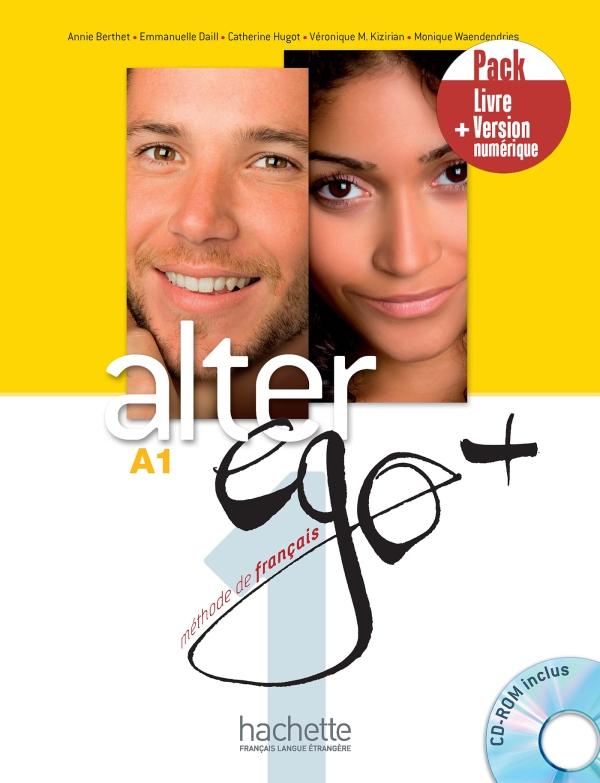 Alter Ego + 1 - Pack Livre + Version numérique