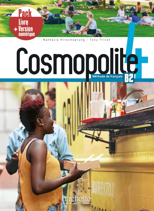 Cosmopolite 4 - Pack Livre + Version numérique