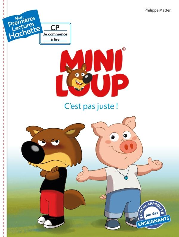 Premières lectures : Mini-Loup c'est pas juste !