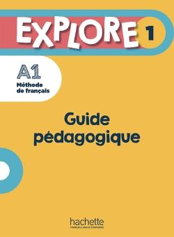 Explore 1 : Guide pédagogique + audio (tests) téléchargeables
