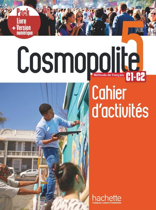 Cosmopolite 5 - Pack Cahier + Version numérique