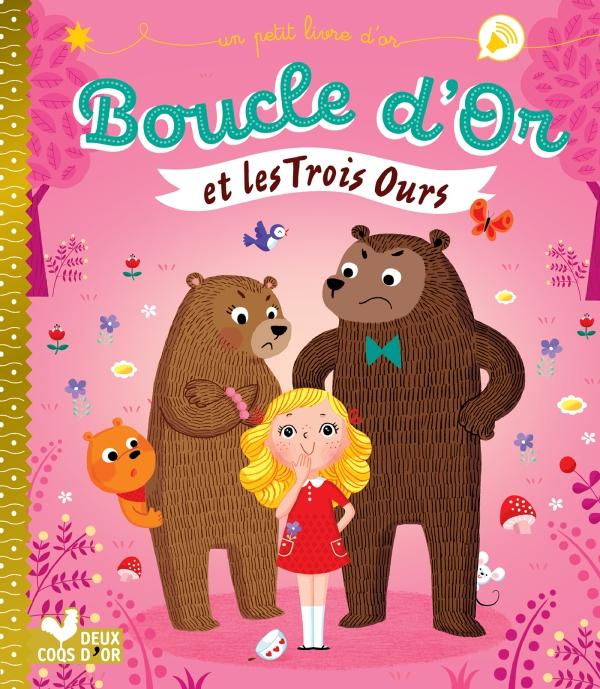 Boucle d'or et les 3 ours