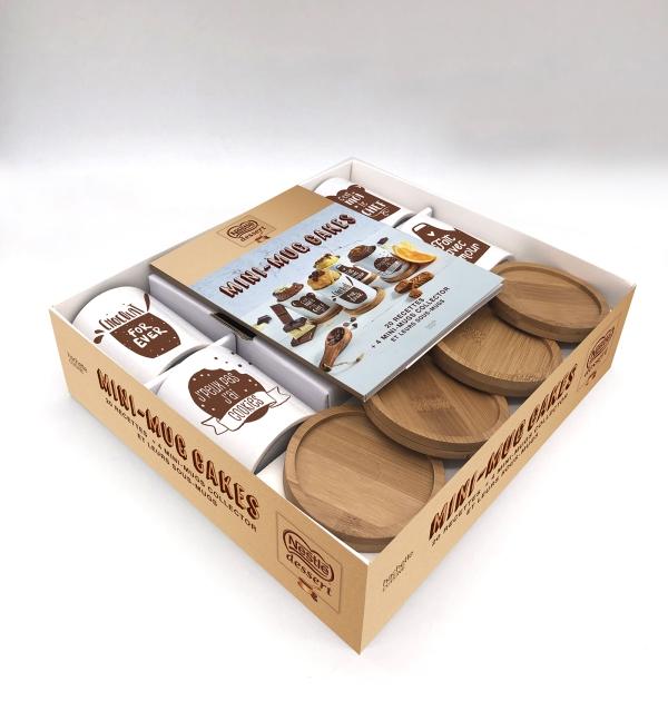 Coffret Mini-mug cakes Nestlé