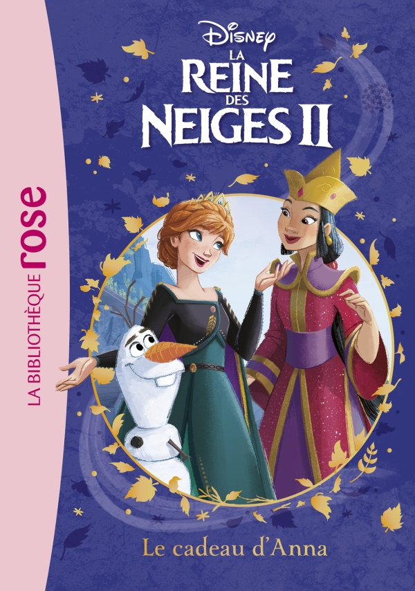 La Reine des Neiges 2 05 - Le cadeau d'Anna