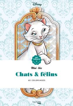 Les mini-blocs Disney Chats et Félins