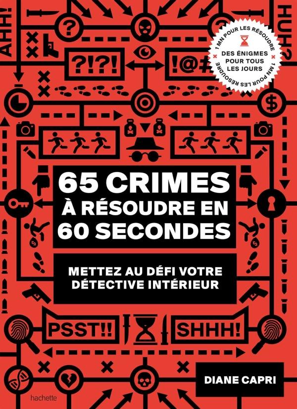 65 crimes à résoudre en 60 secondes