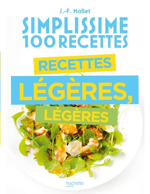 Simplissime 100 recettes légères, légères