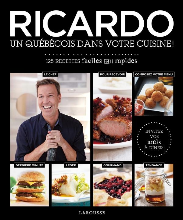 Ricardo, un québécois dans votre cuisine