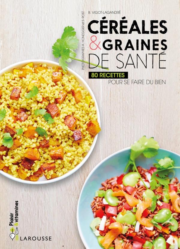Céréales et graines de santé